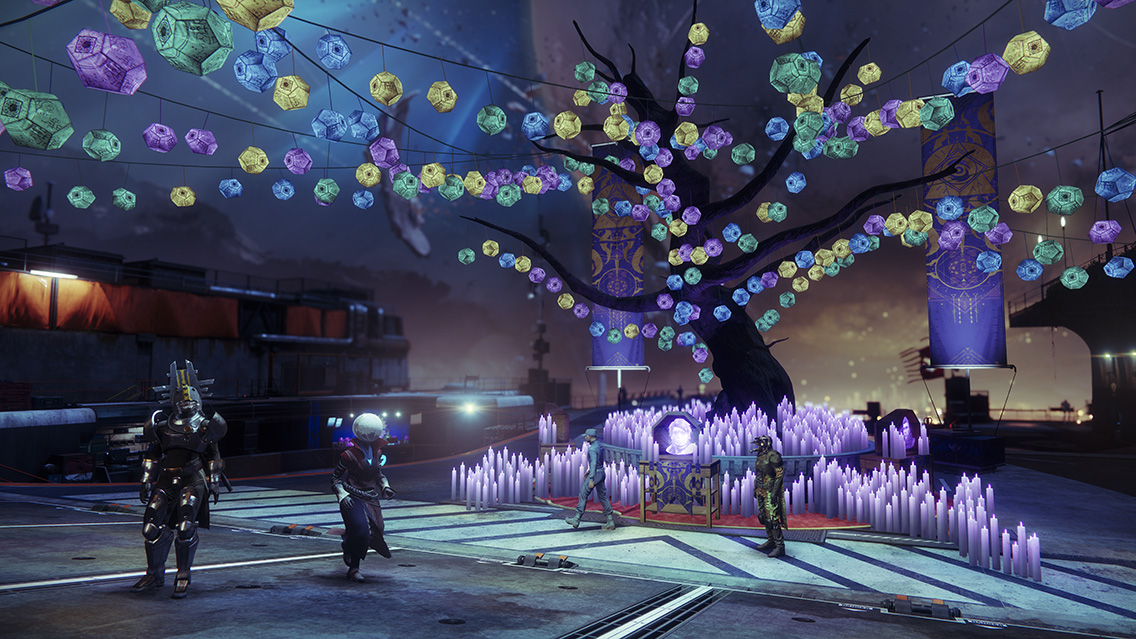 Destiny 2's Festival of the Lost includes Haunted Forest and new quests