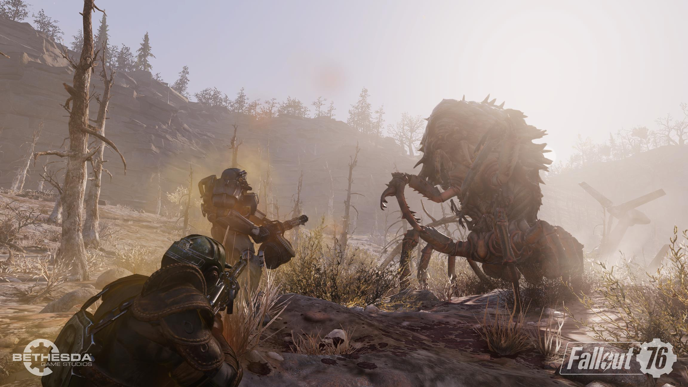 Next Fallout 76 update increases stash limit, fixes issues