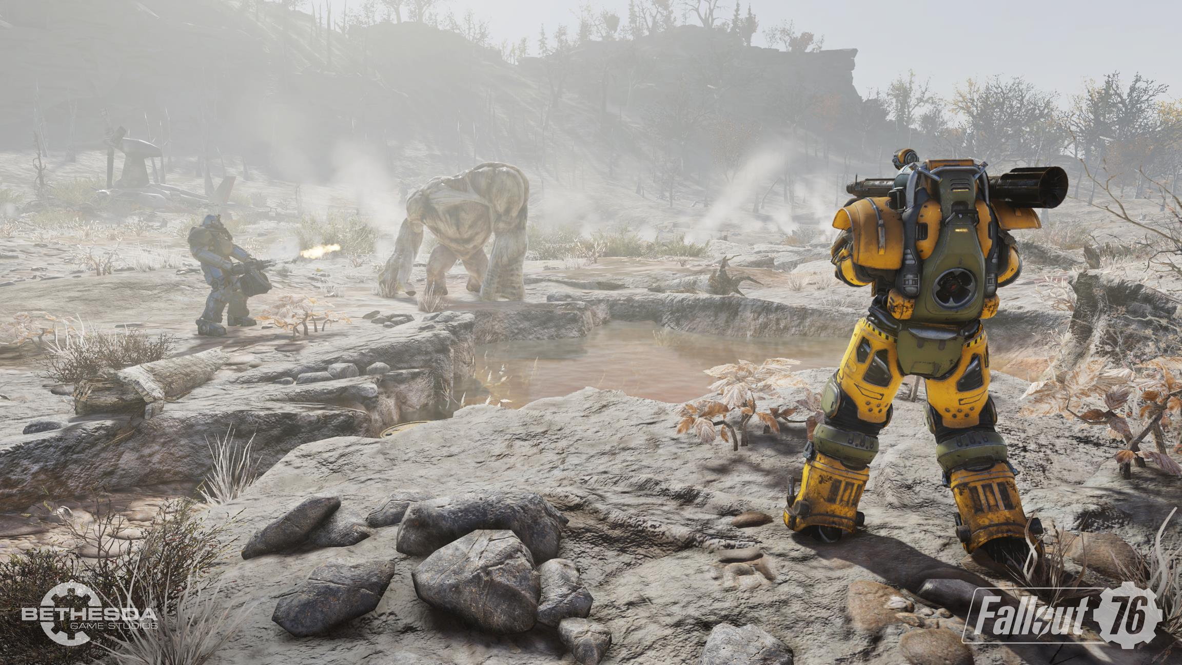 Unlocking the frame-rate in Fallout 76 turns on speed hacks