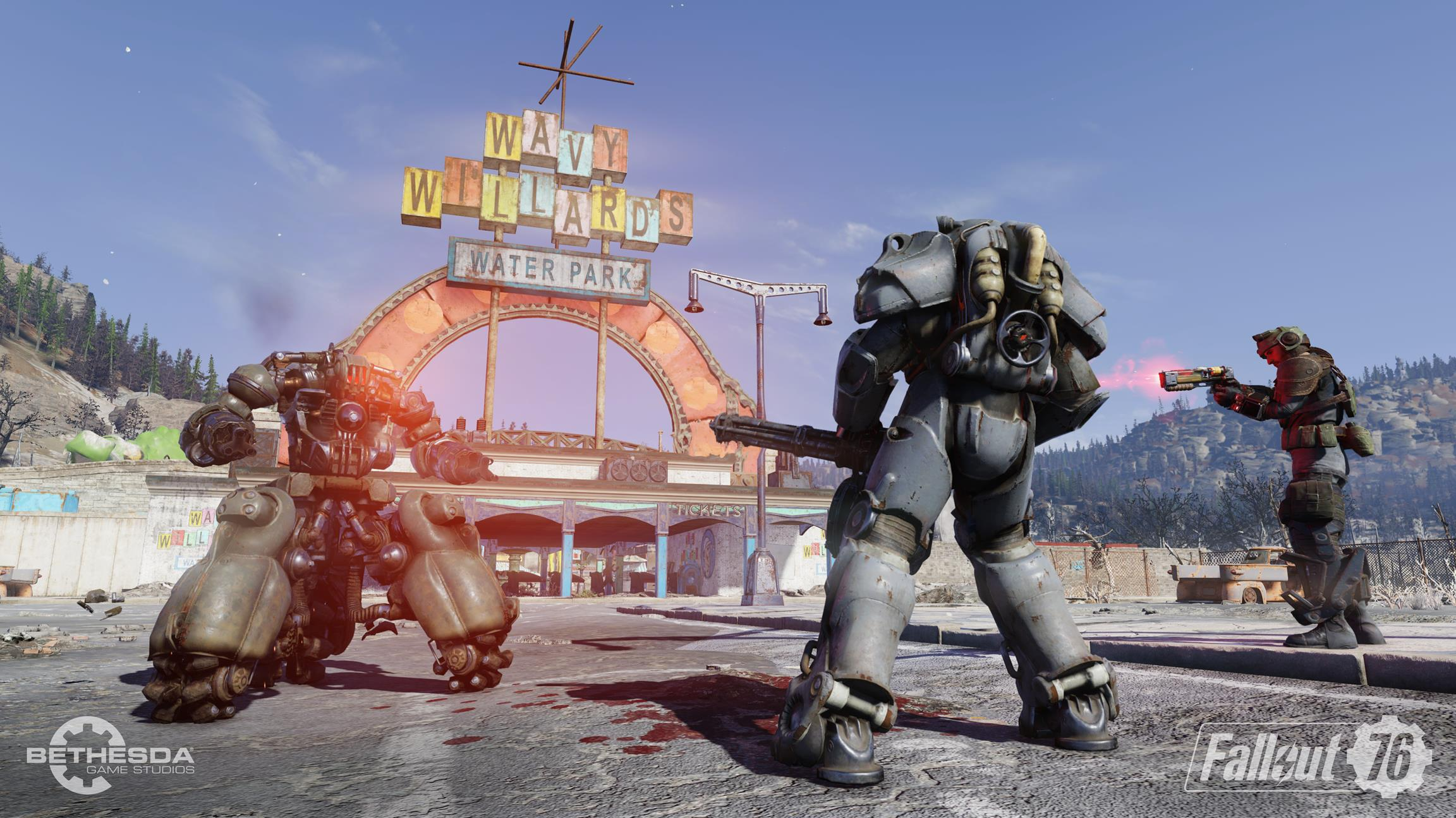 'Fallout 76' bug disabled nukes on New Year's Day