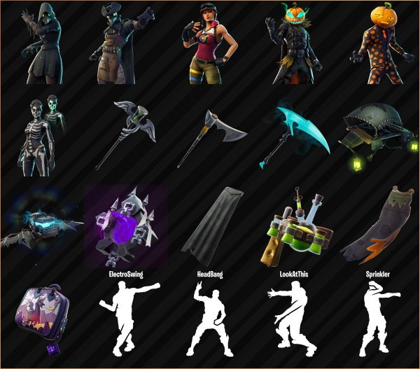Fortnite Season 6: more Halloween skins leaked - VG247