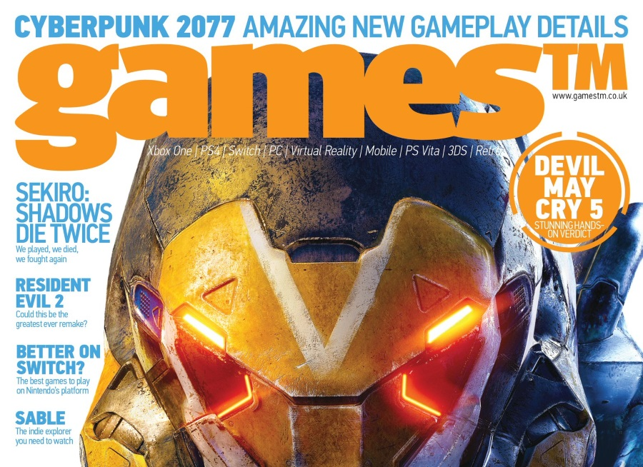 Future Publishing to close Games Master and GamesTM magazines
