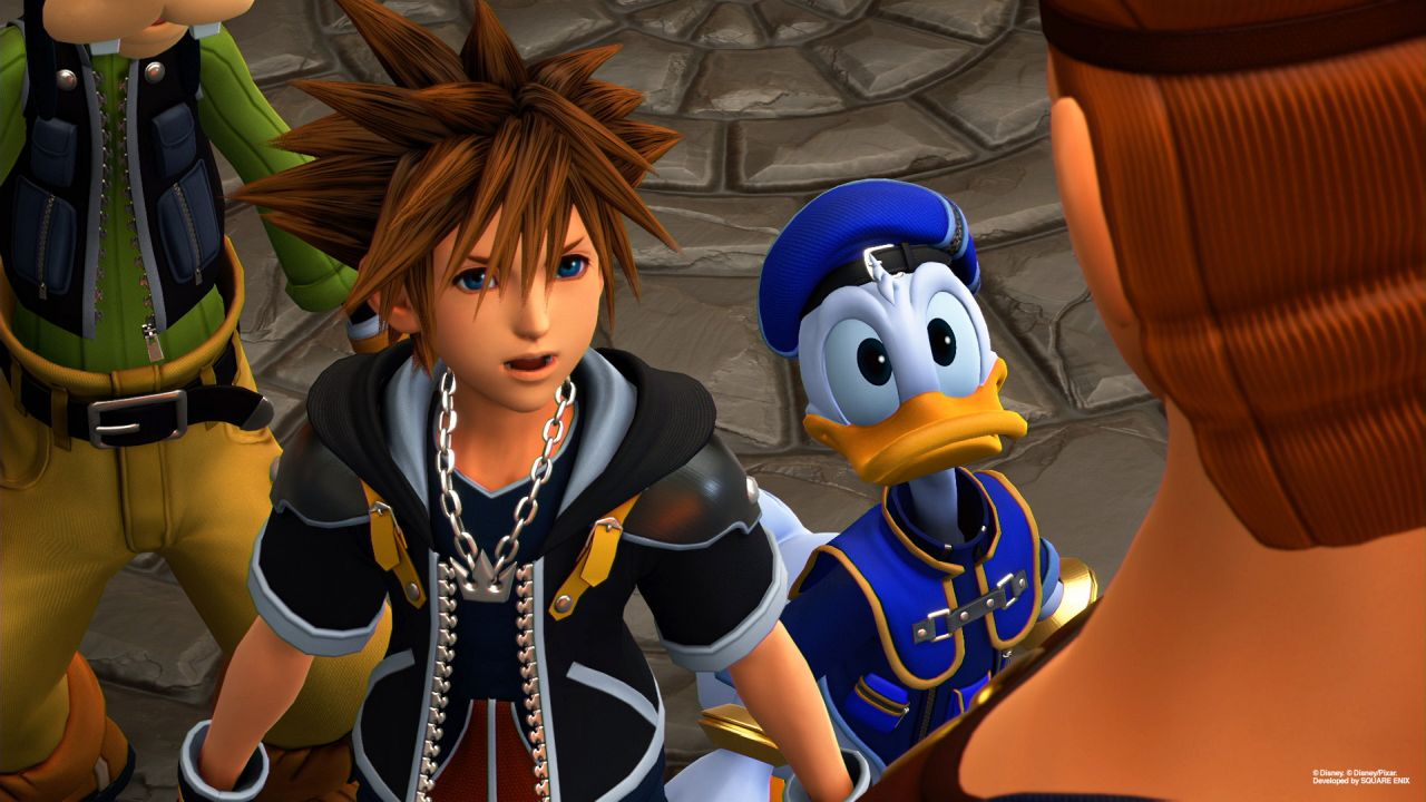 Further details about the Kingdom Hearts show