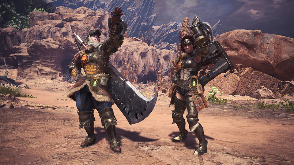 Monster Hunter World Arch Tempered Zorah Magdaros Event Kicks Off