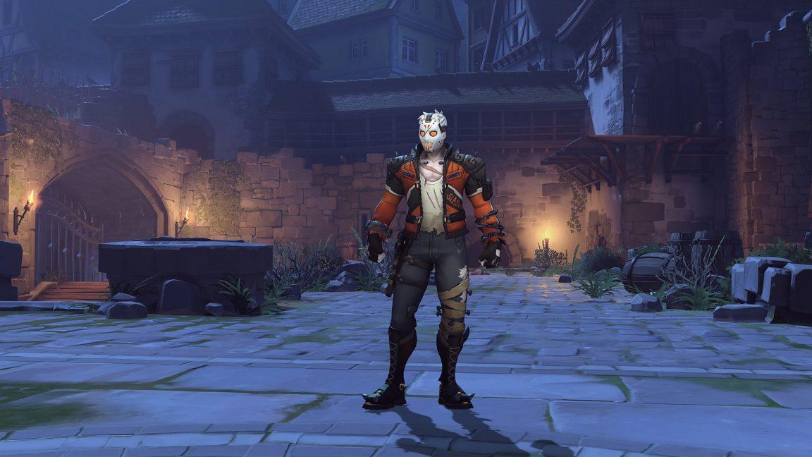 Overwatch Halloween Terror Skins