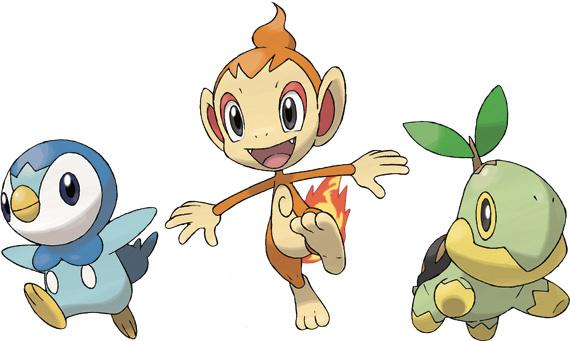 Pokemon Go Gen 4 Sinnoh Region Pokemon List New Evolutions And