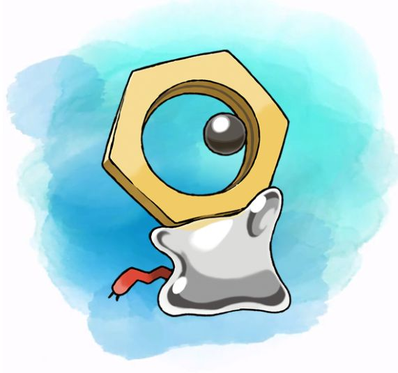 Pokemon Reveals Meltan's Massive Evolution