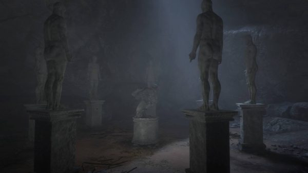 Red Dead Redemption 2: Strange Statues quest and puzzle