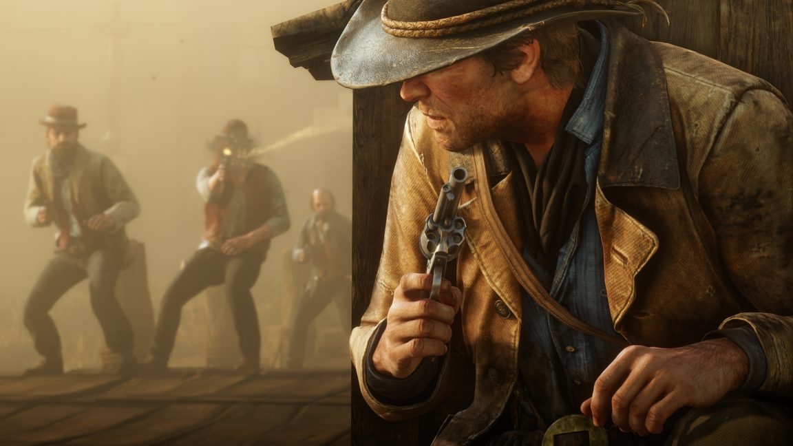 Red Dead Redemption 2 patch fixed bugs for over 30 story