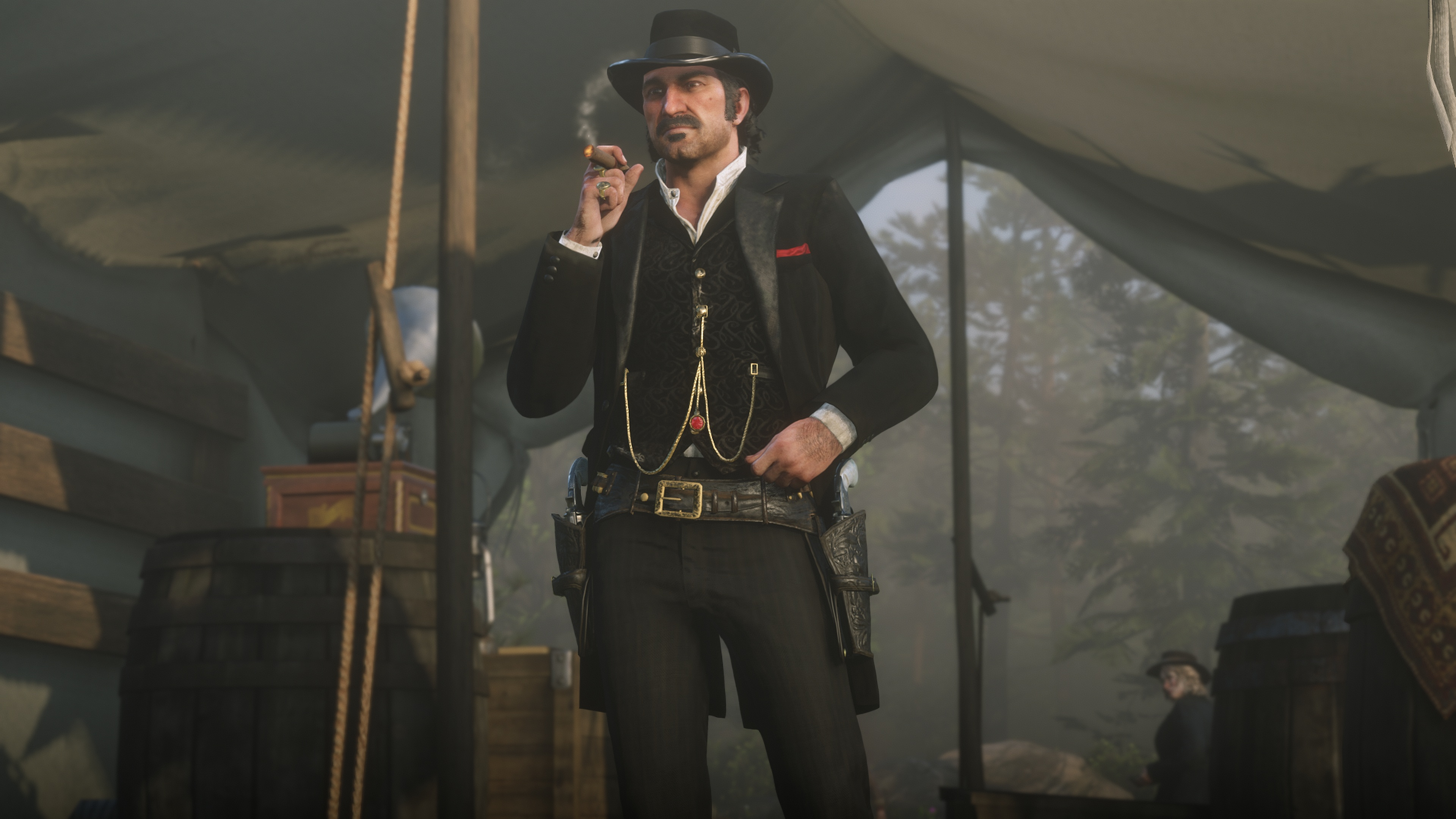 Red Dead Redemption 2 Honor System: how does it work, honor