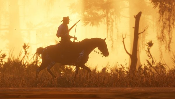 Red Dead Redemption 2 Sets Entertainment Records