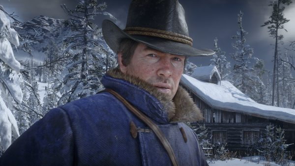 How Red Dead Redemption 2 S Character Customisation Sets Up An