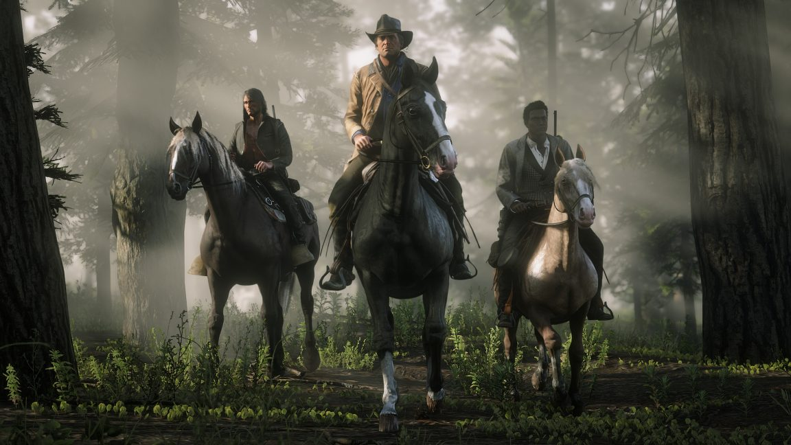 Red Dead Online Multiplayer Will Support 32 Players At Launch Vg247