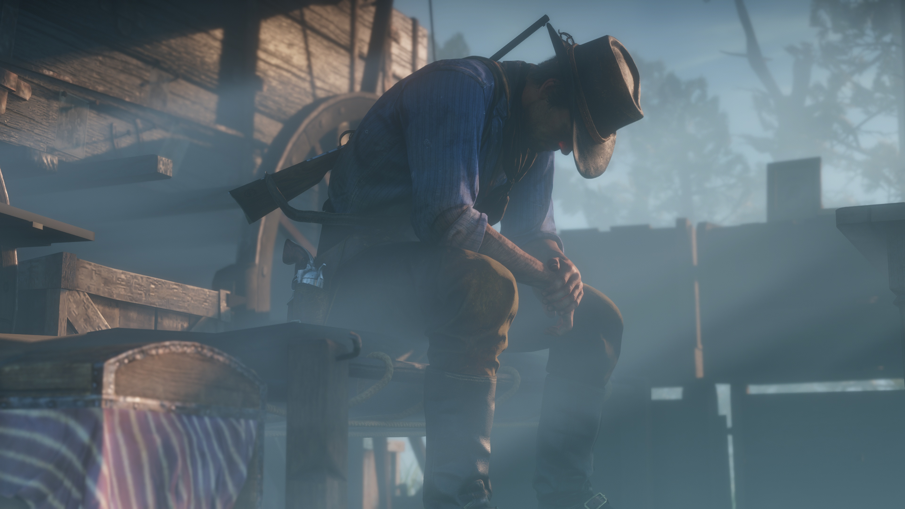 Rockstar is focused on Red Dead Online content, not single-player DLC