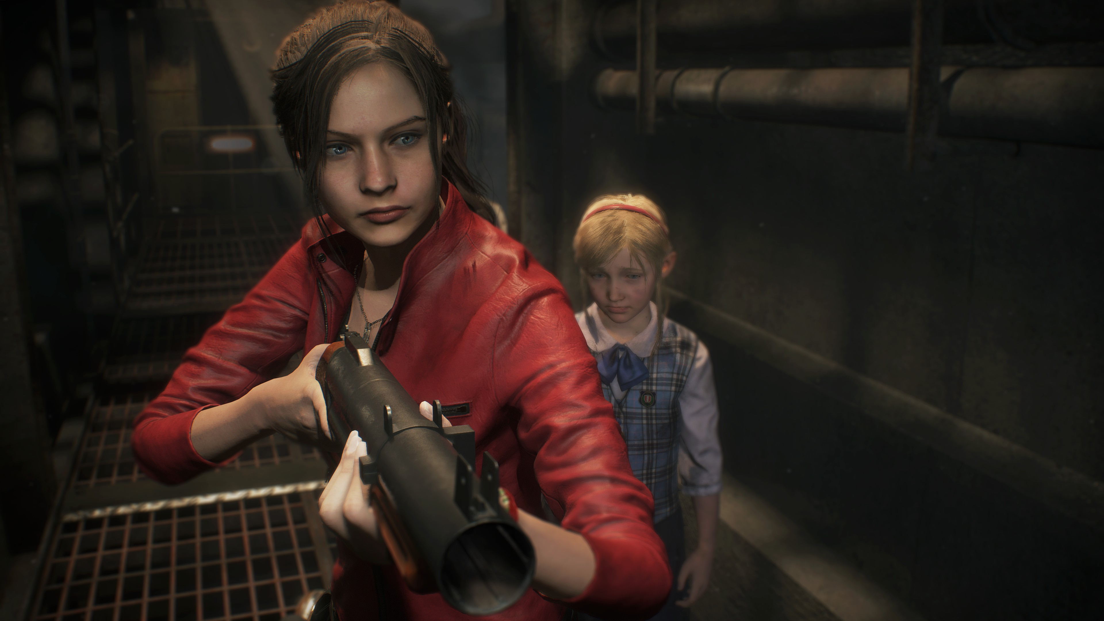 Resident Evil 2 Remake Ending Unlock Guide True Ending 4th