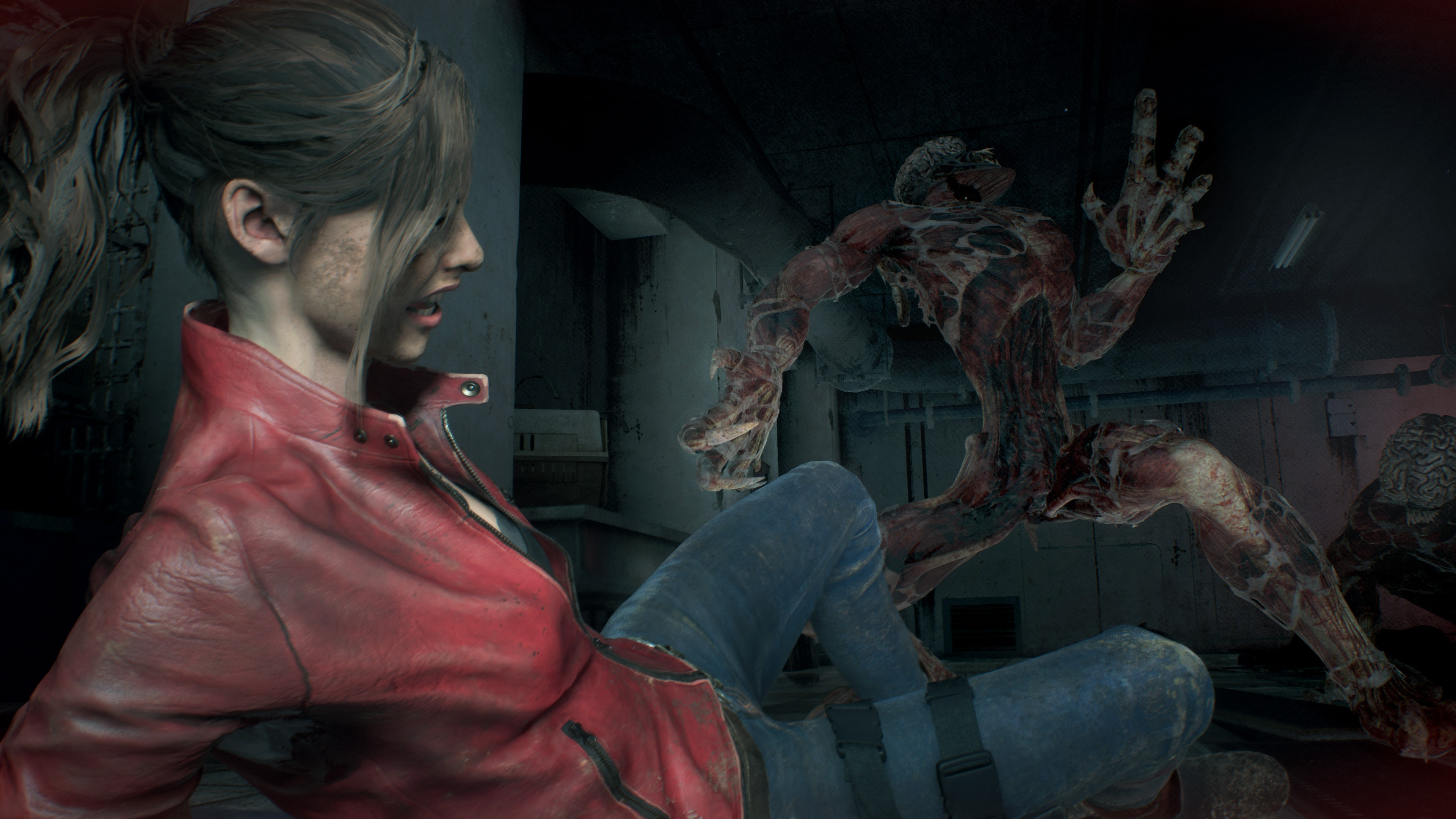 Resident Evil 2 Remake interview: