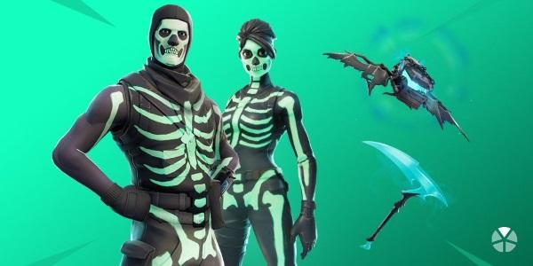 Skull Trooper skin returns to Fortnite - VG247