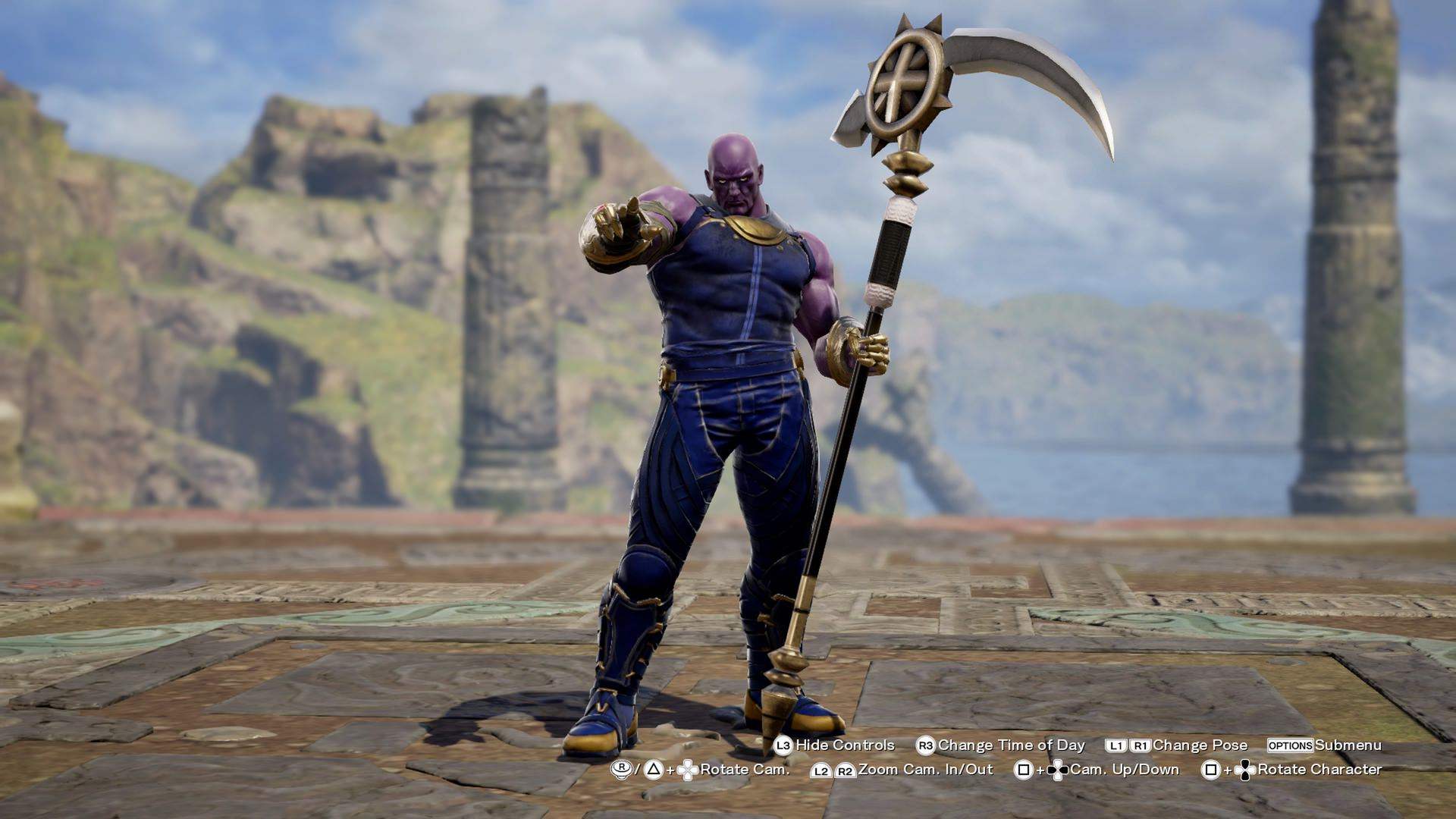 From Thanos to Skeletor, here's some of the best SoulCalibur
