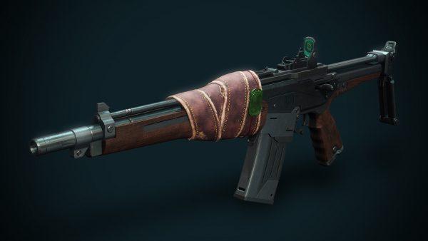 Destiny 2: los mejores rifles automáticos que puedes ganar ahora 8
