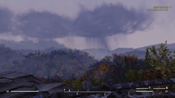 Watch a Nuke Get Launched in Fallout 76