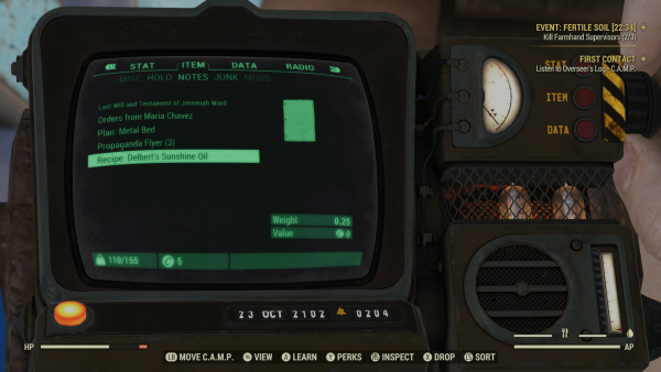 Fallout 76 suggestions: 16 issues I want I knew earlier than