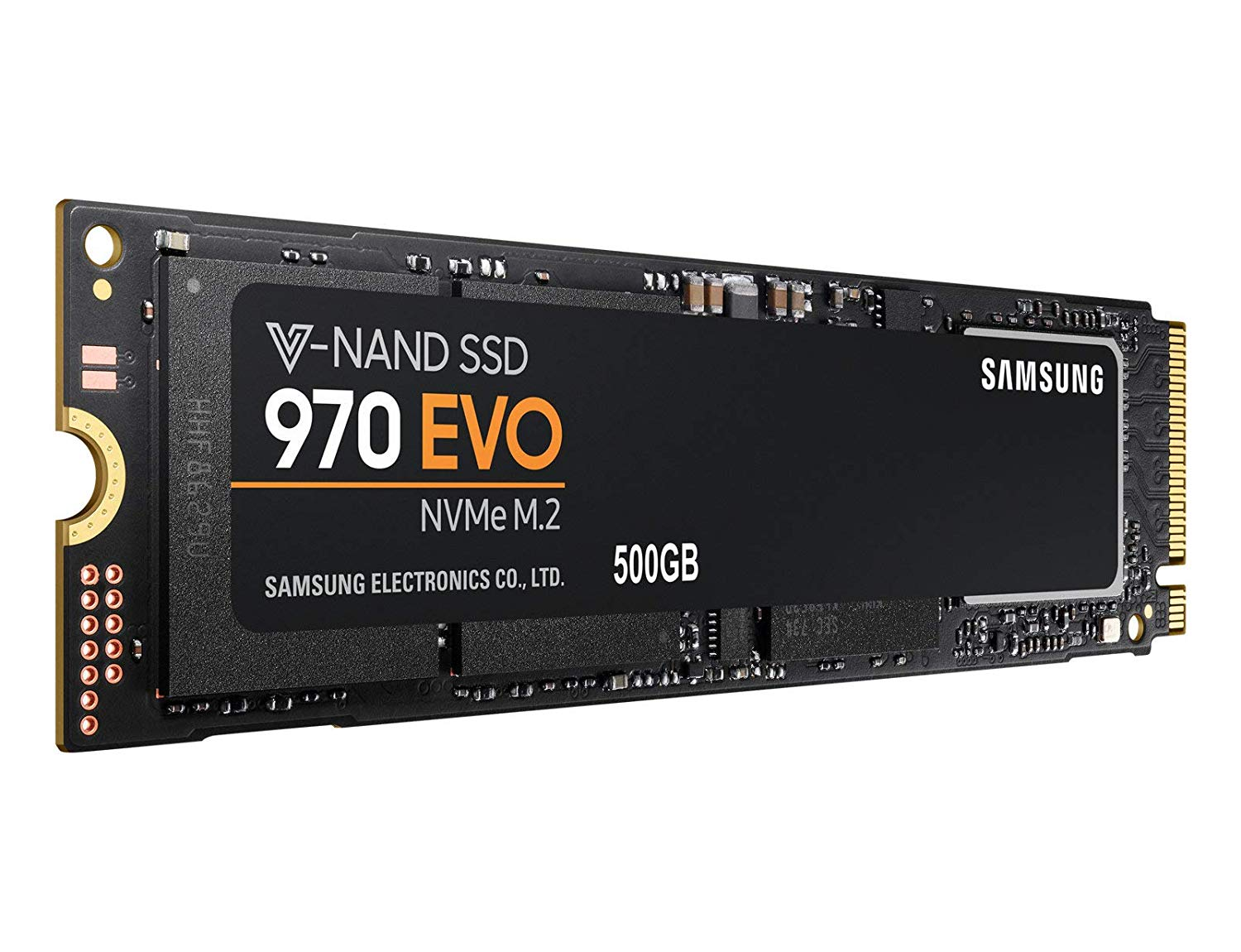 This 500 Gb Samsung 970 Evo Is One Of The Best Black Friday Ssd Deals Vg247