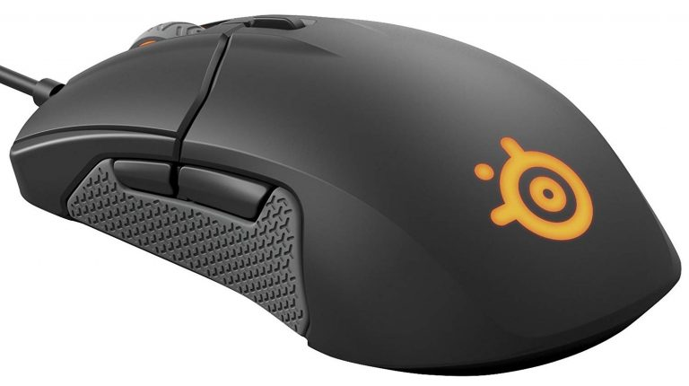 Black Friday deals on Amazon UK see this Steelseries Sensei 310 ambidextrous mouse down to £34.99