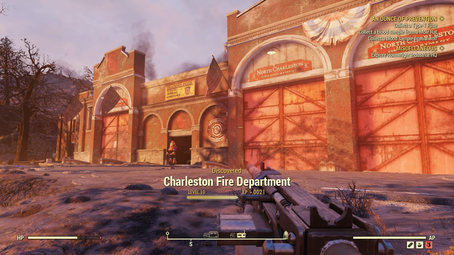 Fallout 76 Fire Breathers Test Exam Answers - Into the Fire