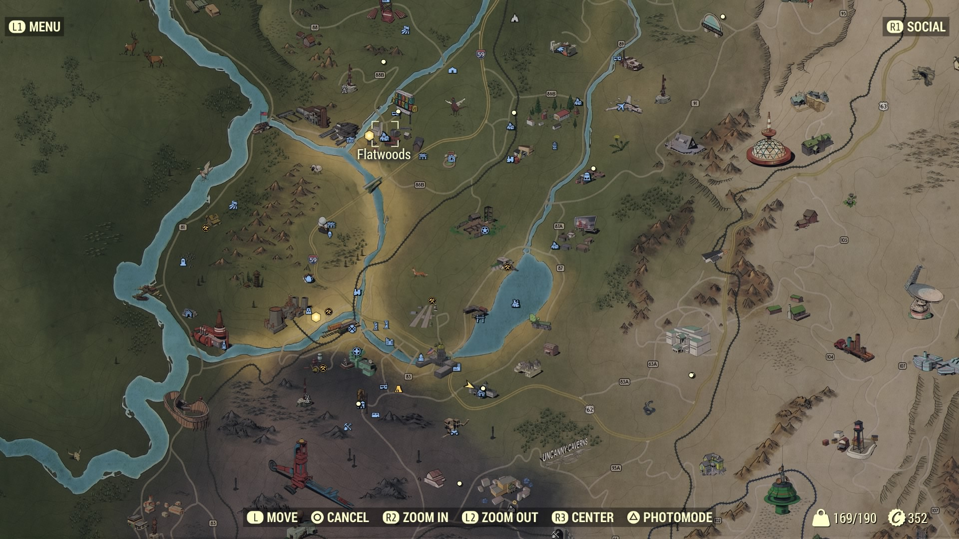 Fallout 76 Vendor Locations - where to spend your caps in