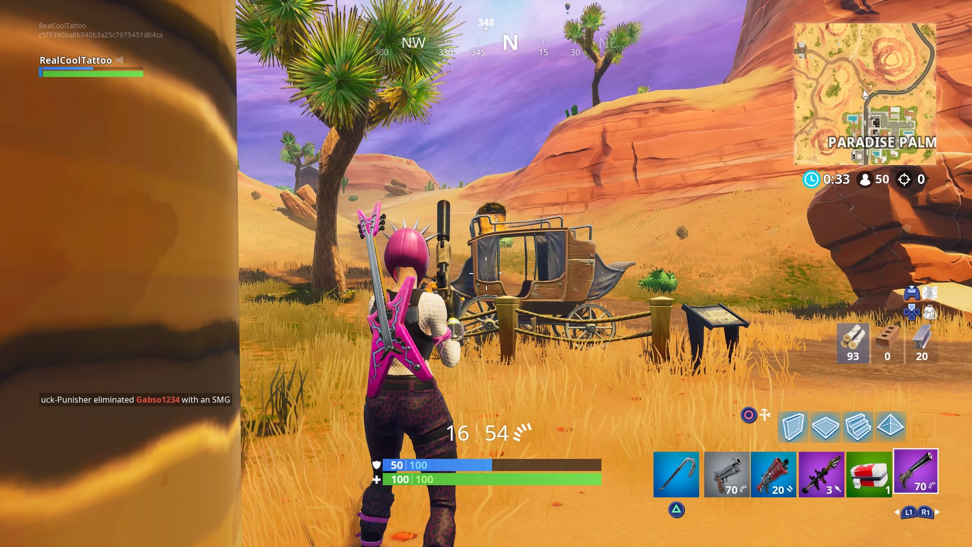 Fortnite Season 6 Secret Battle Star Locations Week 7 And All The