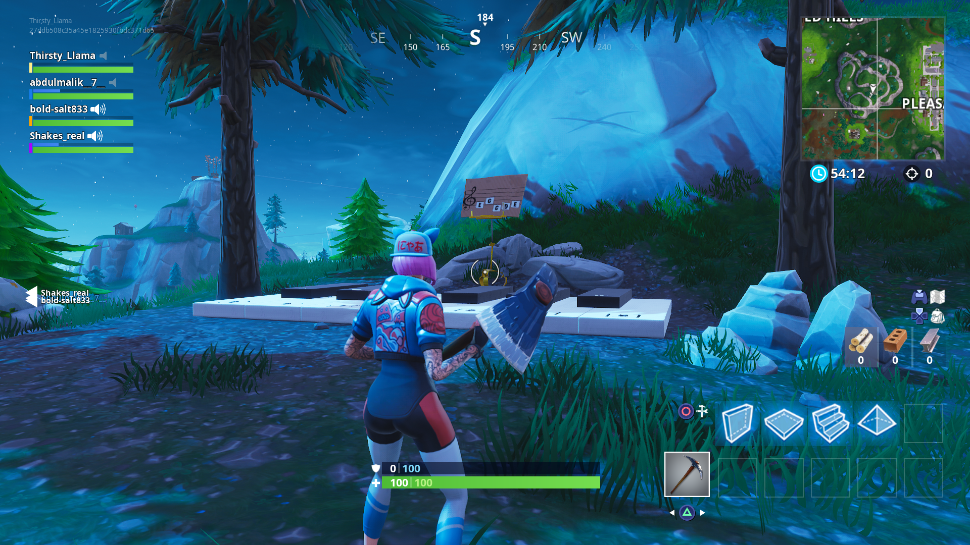 Fortnite Where To Find The Sheet Music And Pianos Vg247