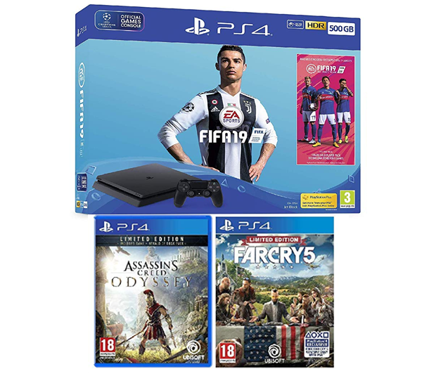 PS4 Black Friday deals 2018 – PS4 consoles, PS4 Pro, games