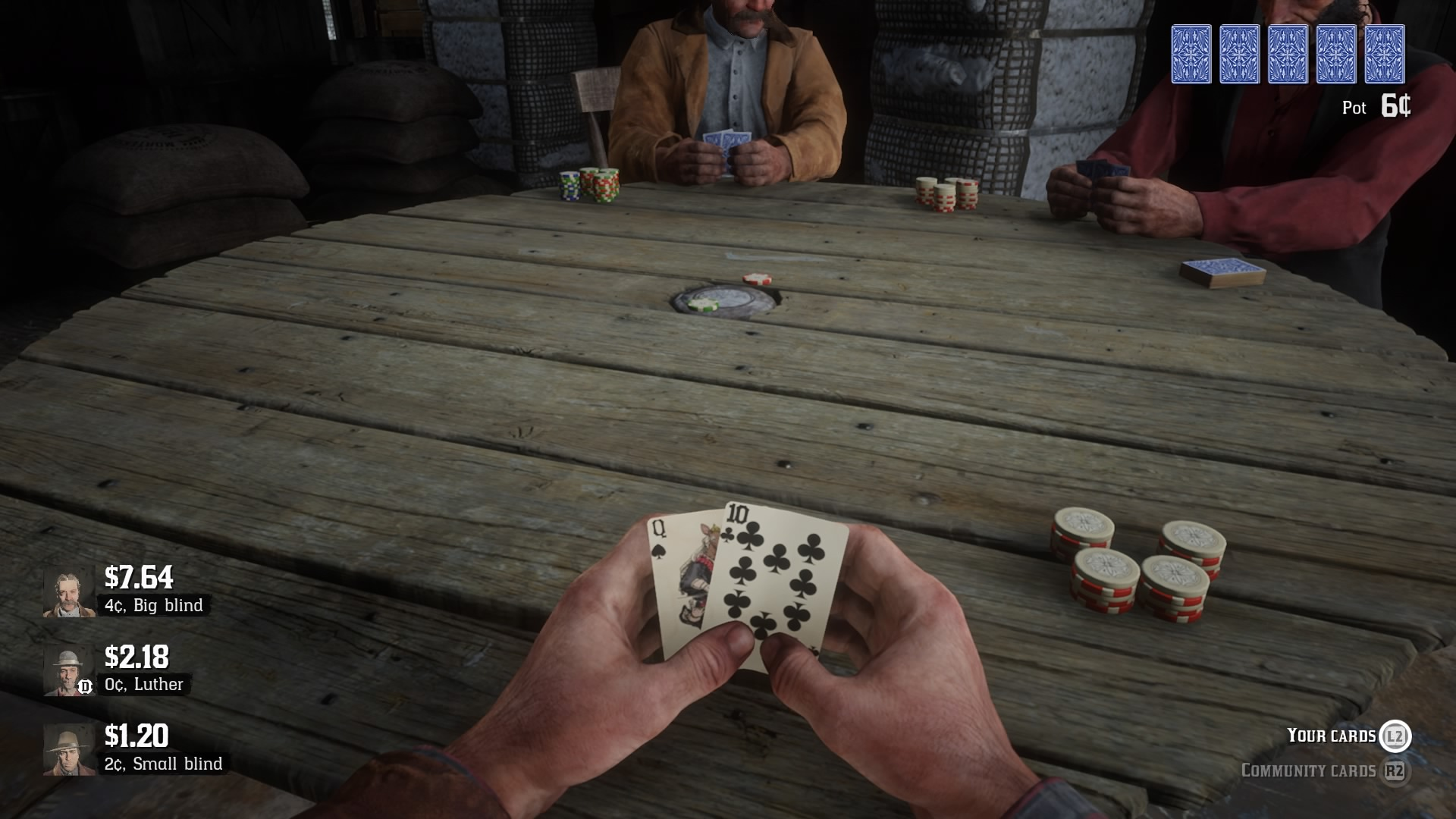 Red Dead Redemption 2 Camp Bug Fix is On Rockstar's Agenda
