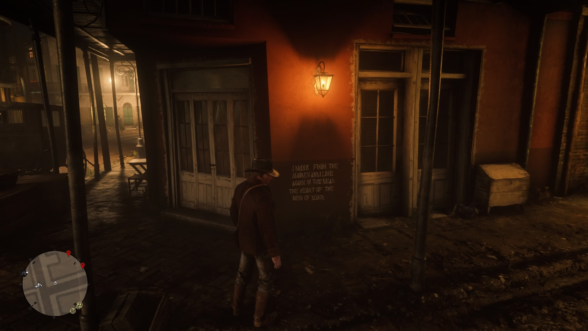 Red Dead Redemption 2 How To Find The Vampire Vg247 - Make-your-room-look-like-a-vampires-room