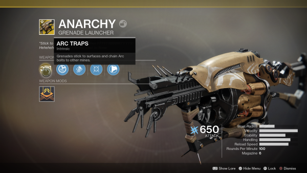 Destiny 2 Black Armory New Exotic Weapons And Last Word Rumours