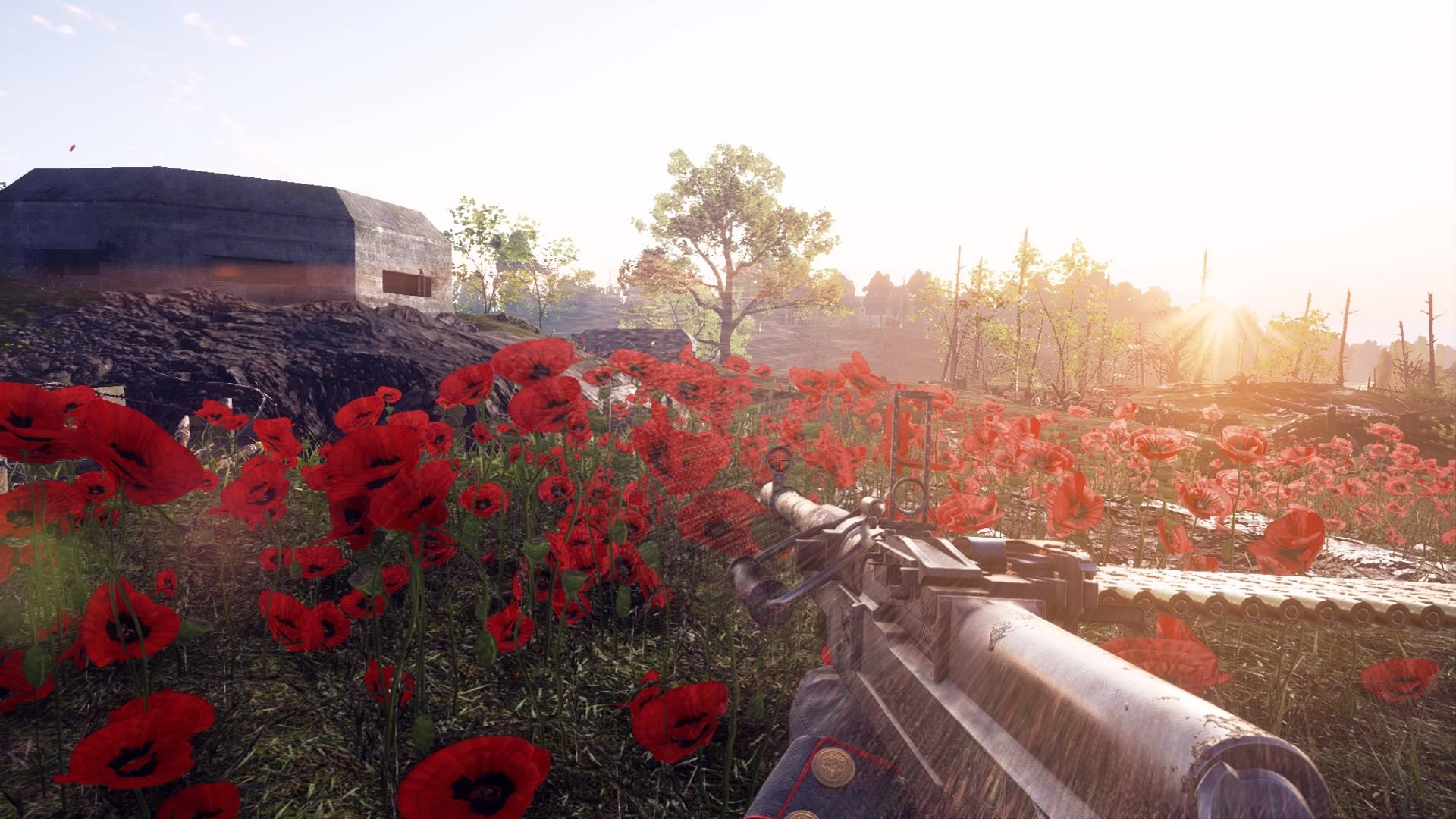 Battlefield 1 players hold a cease fire on Armistice Day to commemorate the end of WW1