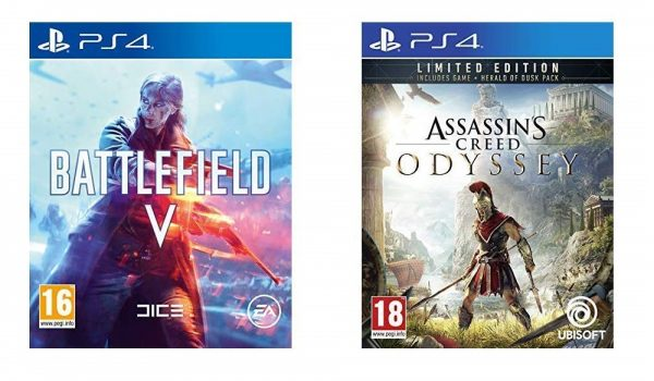 Best Black Friday game deals include Battlefield 5 and