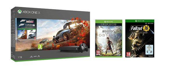 Xbox One Black Friday and Cyber Monday deals 2018 - Xbox One bundles