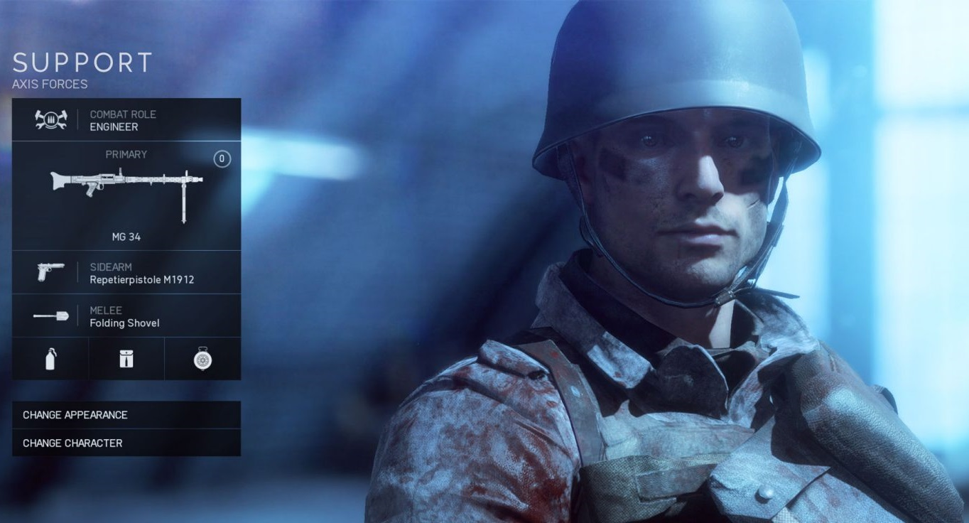 Battlefield 5: All class changes, Combat Roles and Traits explained