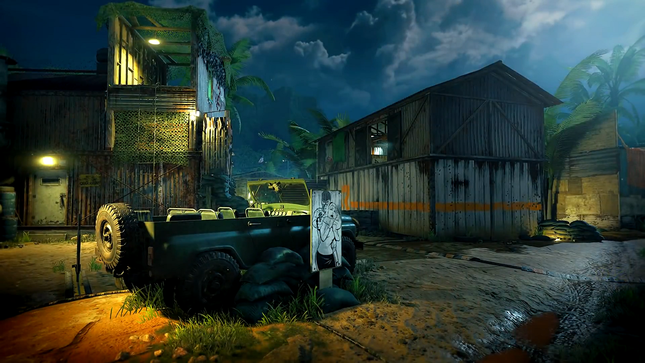 Call of Duty: Black Ops 4 new variant maps are on the way - VG247 Call Of Duty Maps Multiplayer on