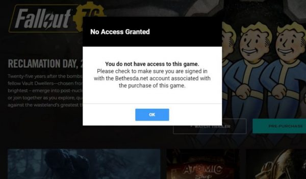 Fallout 76 51GB day one patch is bigger than the game