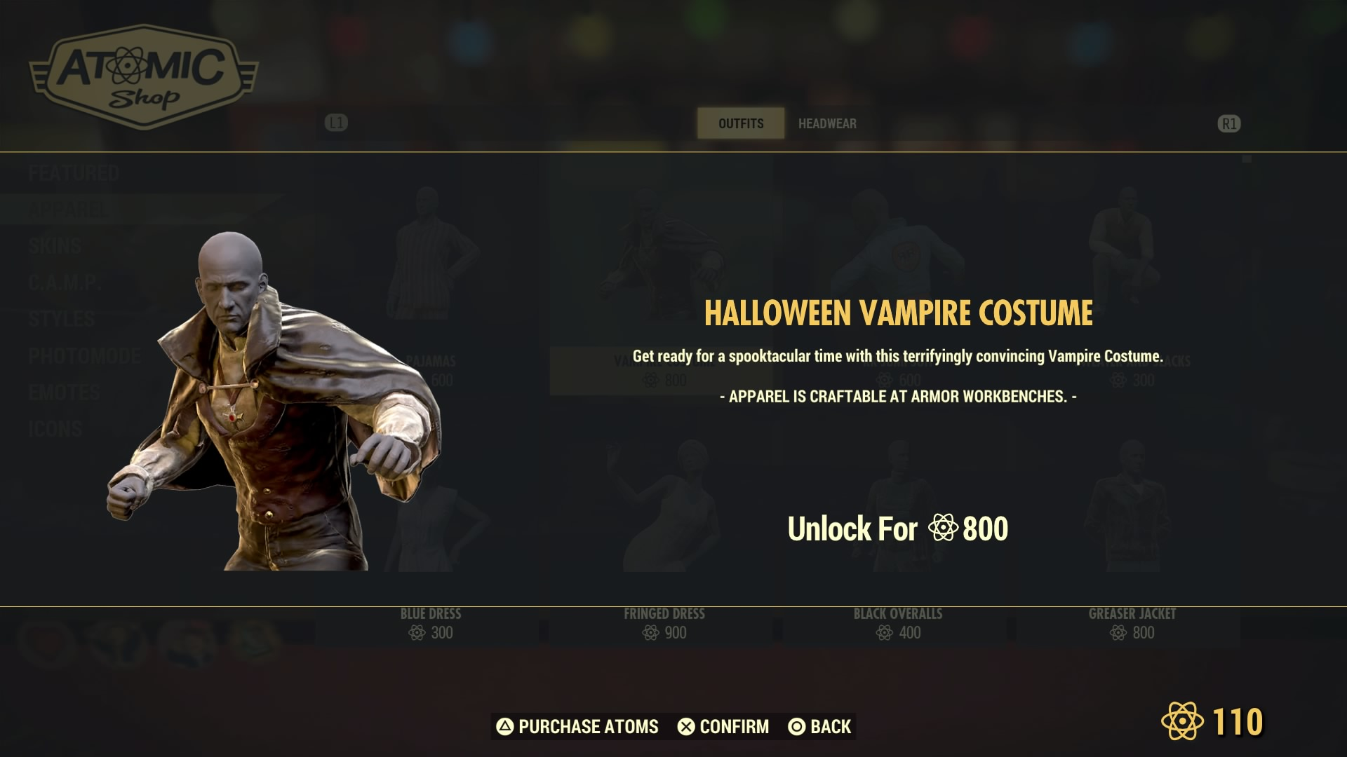 Fallout 76: this is how much Atoms cost in real money - VG247