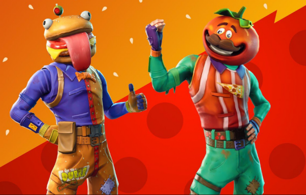 fortnite v6 30 patch food fight ltm mounted turret and last word revolver glider redeploy disabled - fortnite update friday