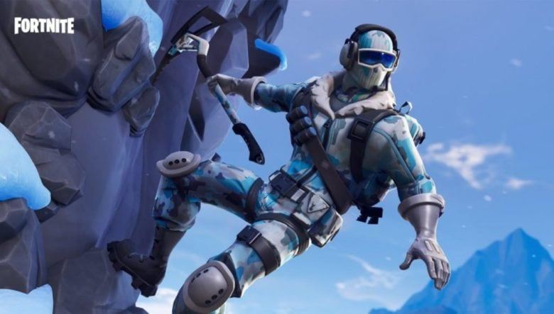 more fortnite fans have made a connection between a i m and the blizzard heading for the map based on a loading screen image showing the - all loading screens fortnite