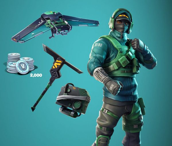 Get A Fortnite Counterattack Set And 2000 V Bucks With A New Geforce