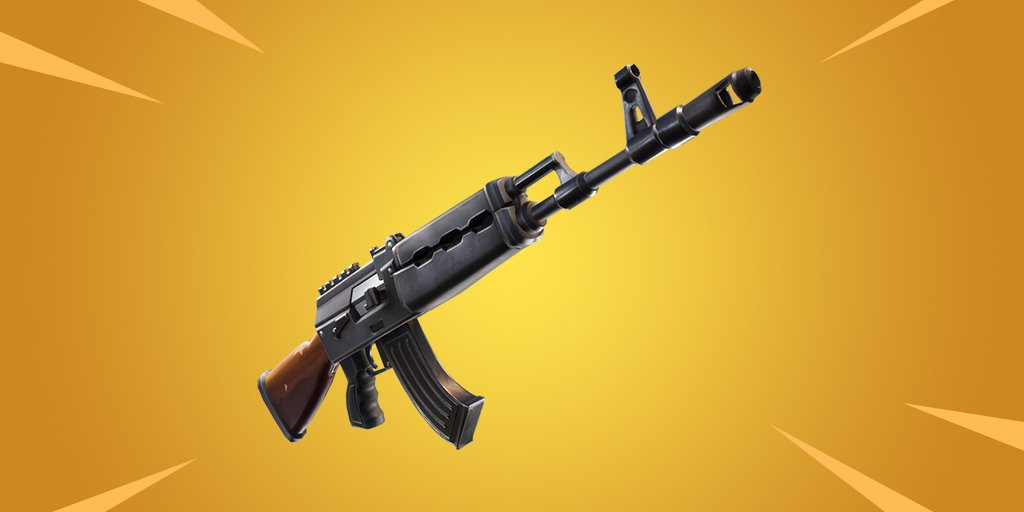 Fortnite is getting a new Heavy Assault Rifle - VG247