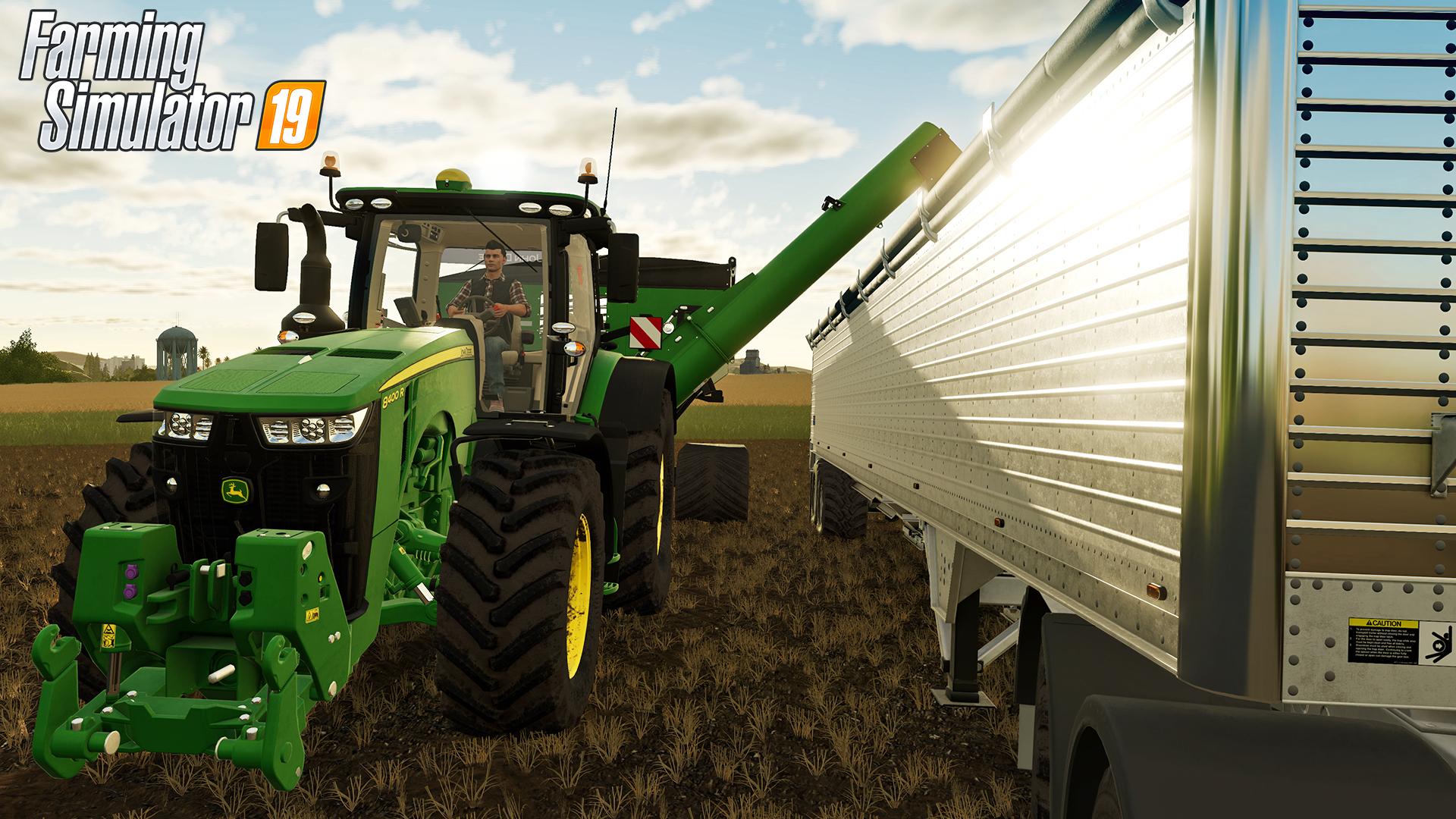 Farming Simulator 19 money cheat - VG247