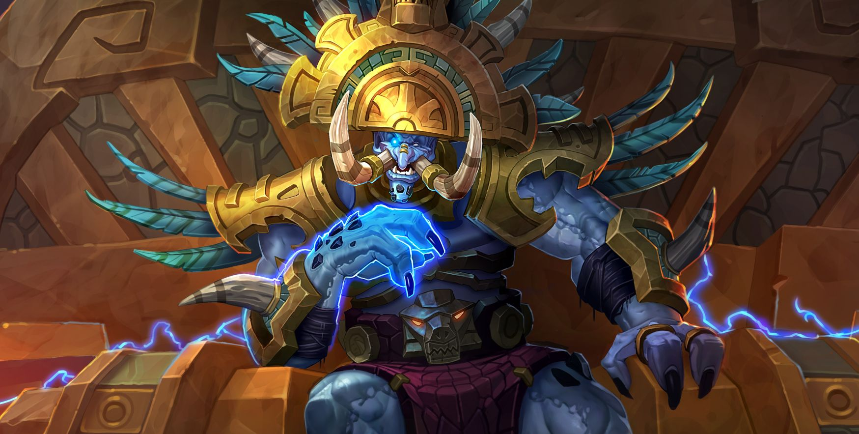 new hearthstone rastakhan s rumble cards showed off yesterday in