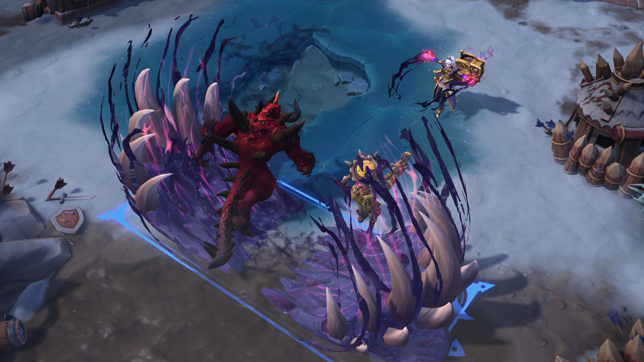 Heroes Of The Storm Failed Because It Was Probably Too Late