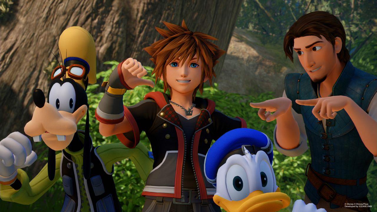 NPD January 2019: Switch and Kingdom Hearts 3 top the charts